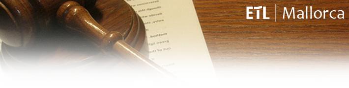 ETL - Rechtsanwalt auf Mallorca - Derecho mercantil