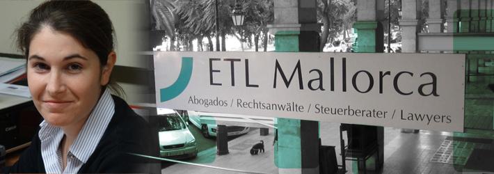 ETL - Rechtsanwalt auf Mallorca - Kanzlei - Alba Ferriol